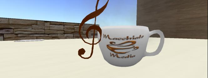 Get the Macchiato Media Radio Player!